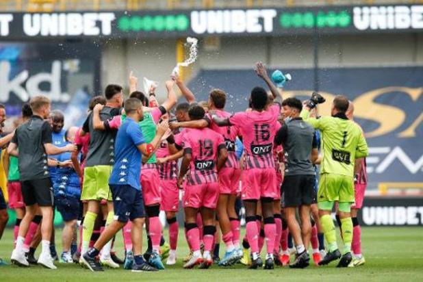 Charleroi et le Standard veulent confirmer, Bruges et Anderlecht visent un premier succès