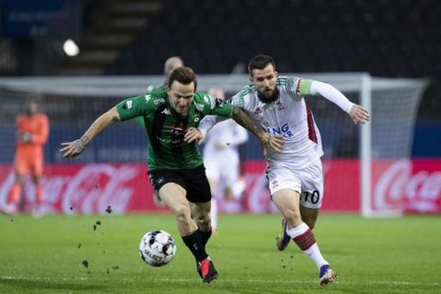 Jupiler Pro League - OHL domine le Cercle de Bruges (2-1) et revient à un point d'Anderlecht