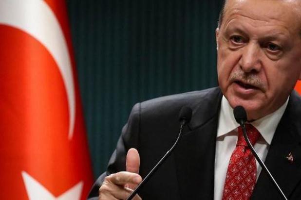 Erdogan félicite Biden, espère un renforcement des relations bilatérales