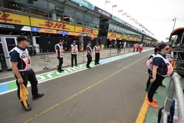 Le Grand Prix d'Australie reporté en novembre, la saison débutera à Bahreïn le 28 mars