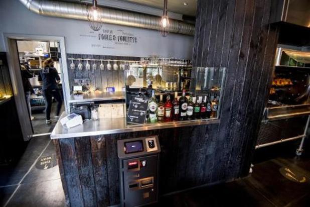 La prime bruxelloise pour les cafés et restaurants sera disponible dans quelques jours