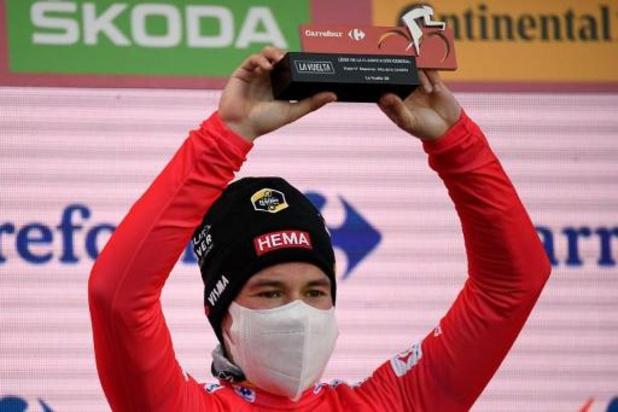 Vuelta - Primoz Roglic heeft zijn tweede eindzege in de Vuelta beet