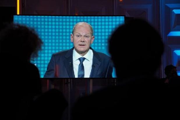 "Un ""héritier"" social-démocrate ? Merkel se distancie de Scholz"