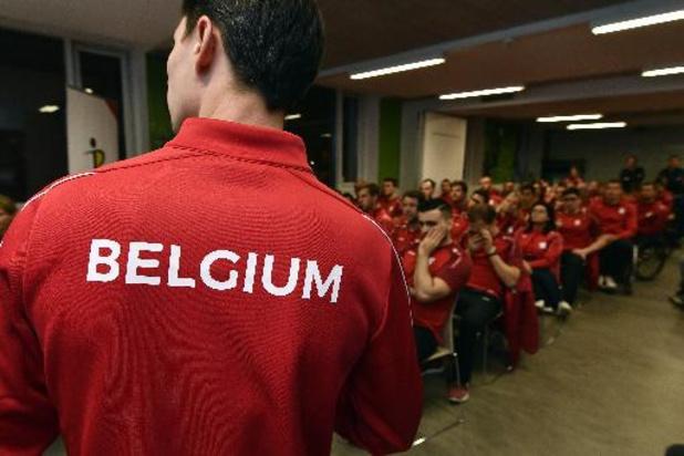 Belgische paralympiërs vragen in campagne aandacht voor hun straffe prestaties