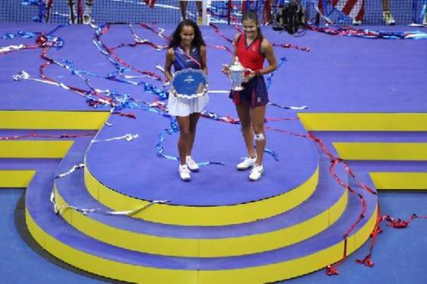 US Open - Raducanu nouveau joyau de la couronne et du tennis féminin