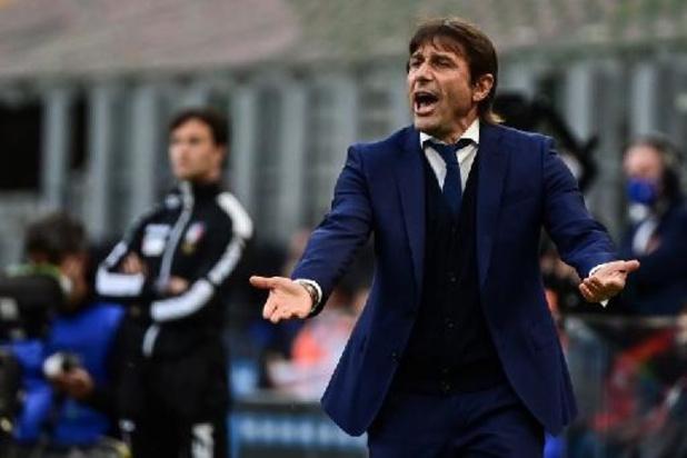 Inter Milaan moet op zoek naar nieuwe coach na vertrek van Antonio Conte
