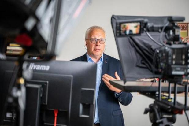 PVDA-voorzitter Mertens wil herfederalisering gezondheid en een coronataks