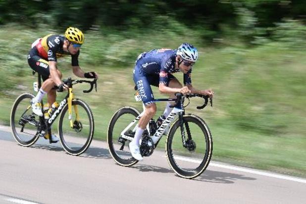 Ronde van Veneto - Xandro Meurisse laat Alpecin-Fenix juichen