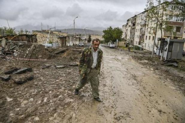 Rode Kruis doet oproep om regels humanitair recht na te leven