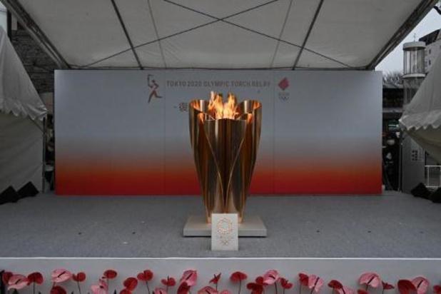 Start van fakkeltocht olympische vlam uitgesteld