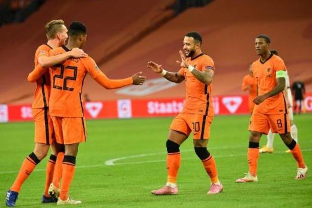 Ligue des Nations - Les Pays-Bas battent facilement la Bosnie, défaite de la Russie en Turquie