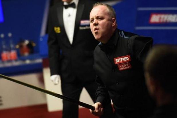 """Masters snooker - Yan kon """"kalmte bewaren"""", Higgins """"ziek van gemiste kansen"""""""