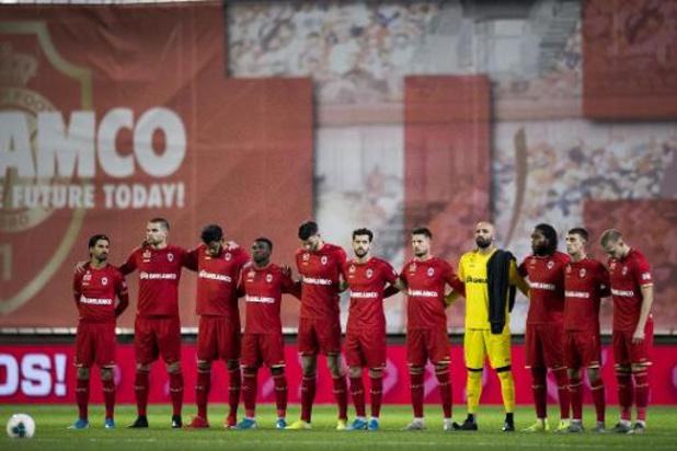 Antwerp laat 4.000 supporters toe