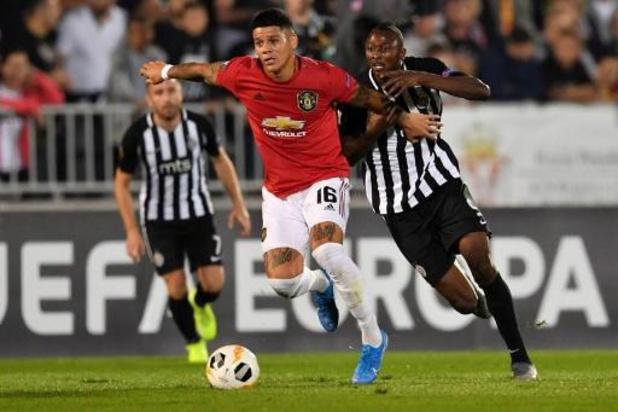 Manchester United prête Marcos Rojo à l'Estudiantes de La Plata
