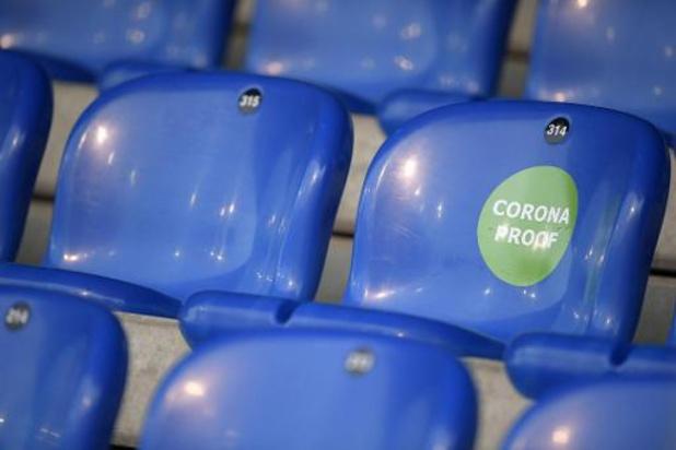 Coronavirus - Pro League heeft protocol voor wedstrijden met beperkt publiek