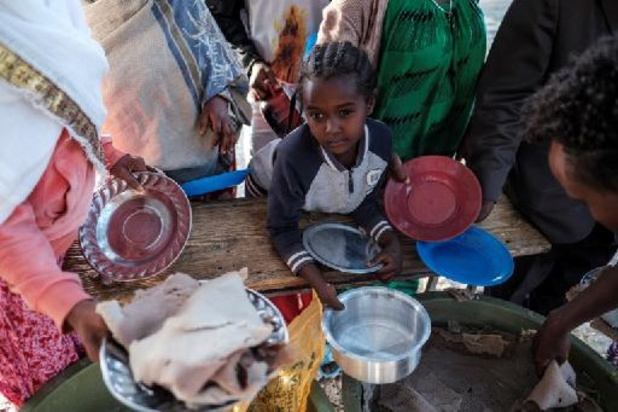 Conflict Ethiopië - VN-organisaties slaan alarm over voedseltekorten in Tigray