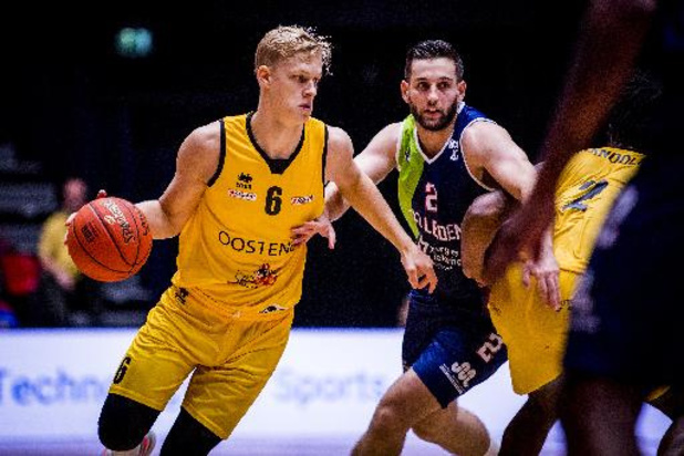 BNXT League - Ostende remporte la Supercoupe face à ZZ Leiden