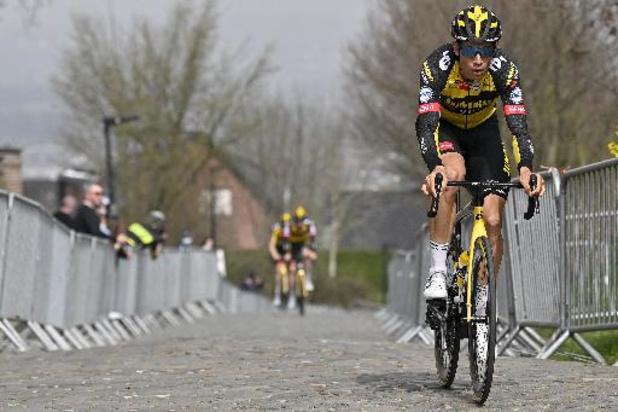 Tour des Flandres: Wout van Aert veut rouler sa course et ne pas s'adapter aux autres