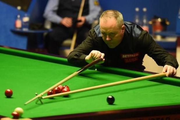 Masters snooker - Yan Bingtao in finale tegen John Higgins