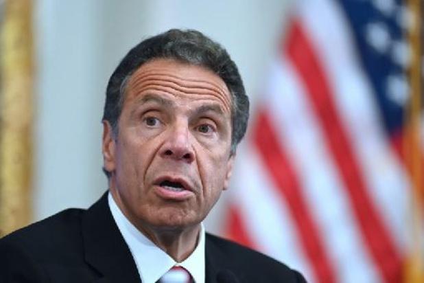 Voormalig gouverneur van New York Cuomo verliest Emmy Award