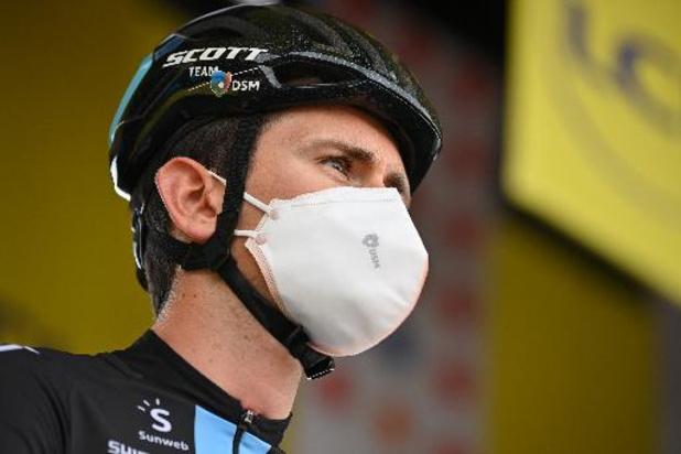 Tour de France - Benoot voelt zich stilaan weer de oude