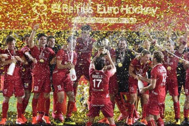 Les Red Lions défendront leur titre au Wagener Stadion d'Amstelveen