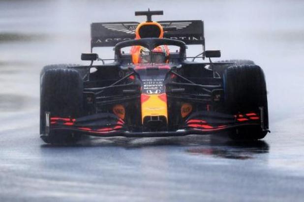 La pole surprise de Lance Stroll au GP de Turquie sous la pluie, Lewis Hamilton 6e