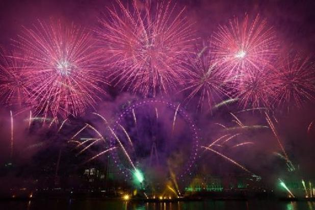 Londres annule son feu d'artifice du Nouvel An pour la deuxième année consécutive