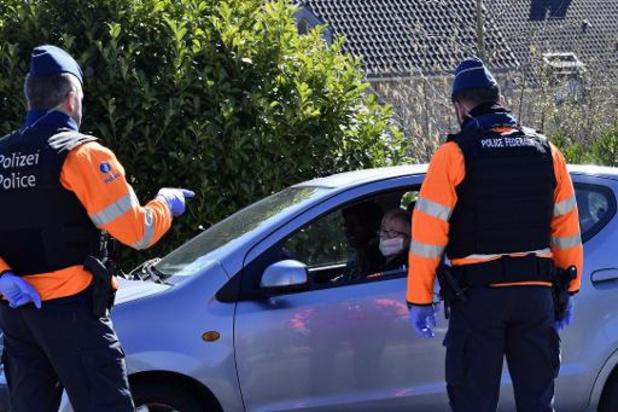 Politie roept op tot 'wederzijds respect'