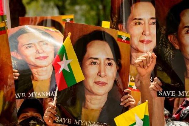 La junte militaire prépare la dissolution du parti d'Aung San Suu Kyi