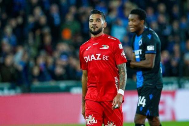 Deux matchs de suspension pour Ronald Vargas