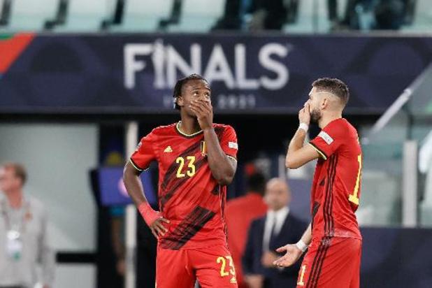 Rode Duivels - Rode Duivels dreigen ook leidersplaats op FIFA-ranking kwijt te spelen