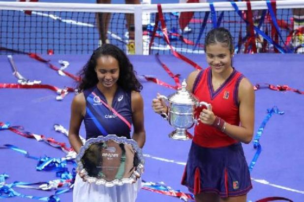 "Raducanu bewijst ""dat iedere speelster Grand Slam kan winnen"""