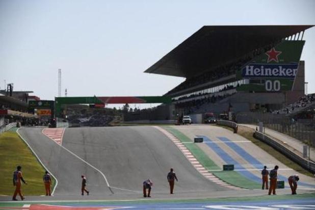 La F1 officialise le Grand Prix du Portugal le 2 mai