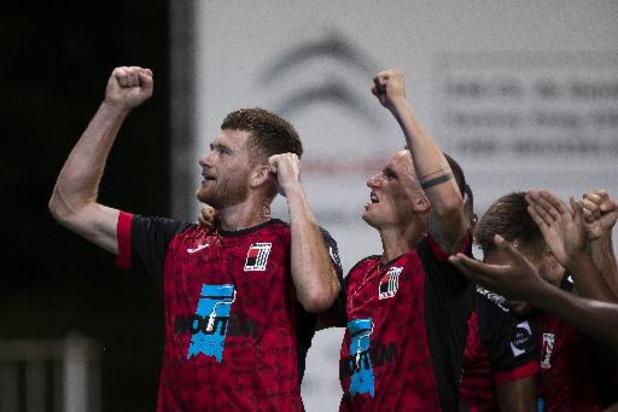 1B Pro League - RWDM makkelijk voorbij Moeskroen in seizoensopener