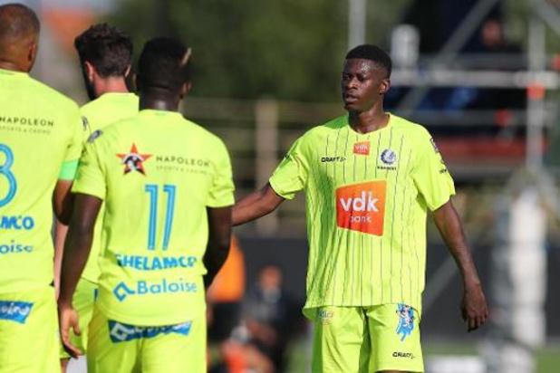 Jupiler Pro League - Club Brugge in oefenpot onderuit tegen AA Gent