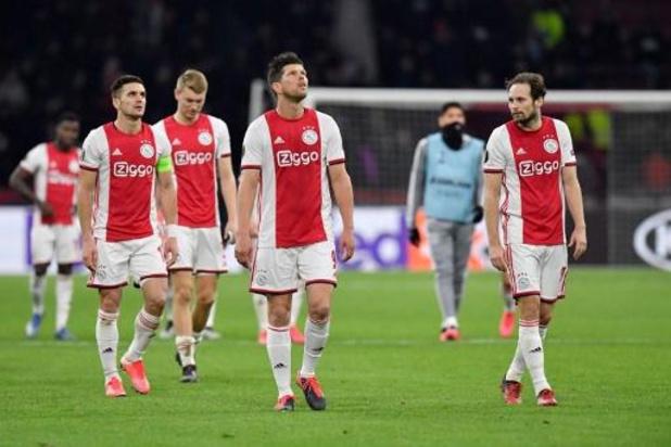 Europa League - 16e finale retour: l'Ajax, Arsenal, le Celtic et les clubs portugais passent à la trappe