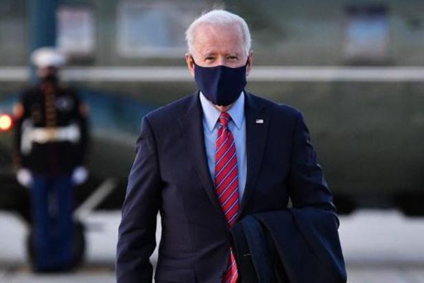 """La présence des USA aux JO """"reste à voir"""" et """"sera fondée sur la science"""", dit Biden"""
