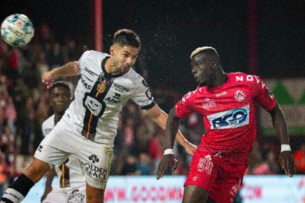 Jupiler Pro League - Partage spectaculaire entre Courtrai et Malines