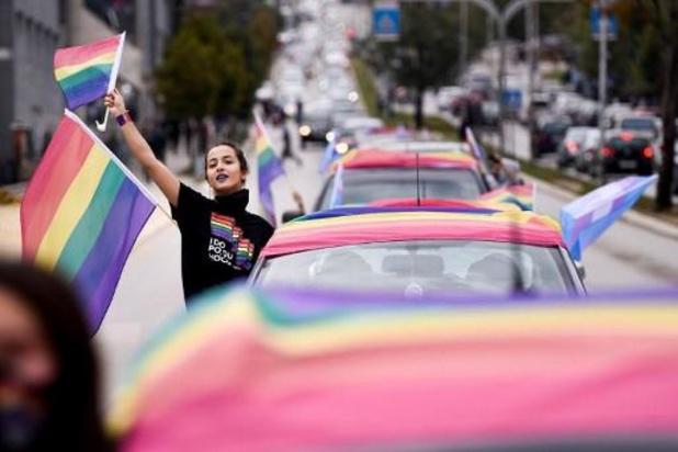 Hausse des discours de haine contre les LGBTI en Europe et Asie centrale