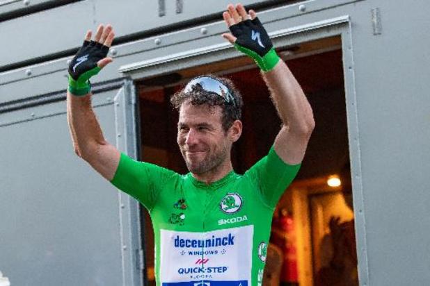 """Ronde van Groot-Brittannië - Cavendish wil verder fietsen bij Deceuninck-Quick Step: """"Onderhandelingen zijn bezig"""""""