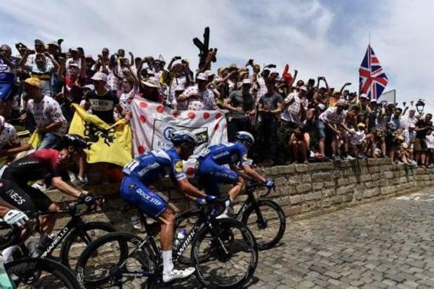 Le Mur de Grammont disparaît du nouveau parcours du Tour de Flandres