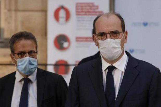 Voor het eerst meer dan 30.000 nieuwe coronabesmettingen in Frankrijk