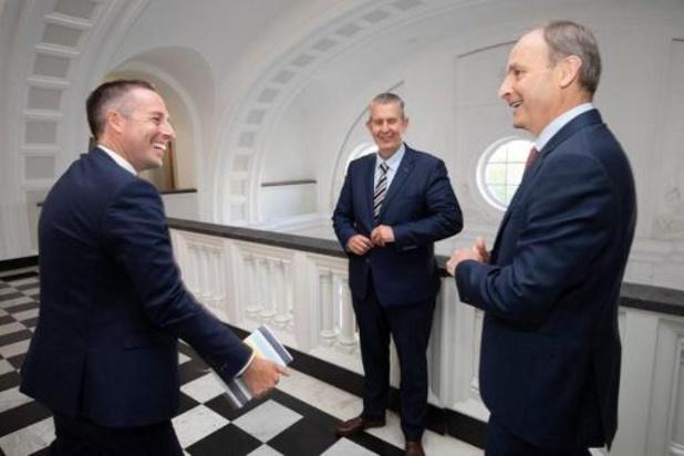 DUP stelt Paul Givan aan als nieuwe premier Noord-Ierland