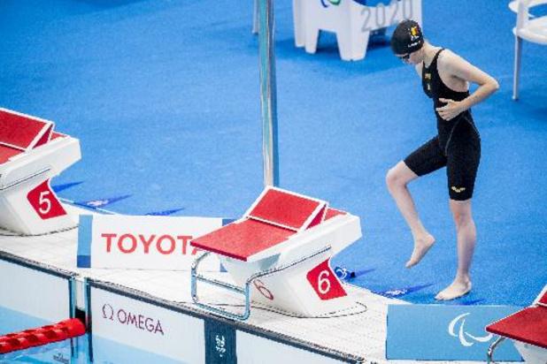 """Tatyana Lebrun, 16 ans, ne passe pas les séries sur 100m brasse et se disait """"déçue"""""""