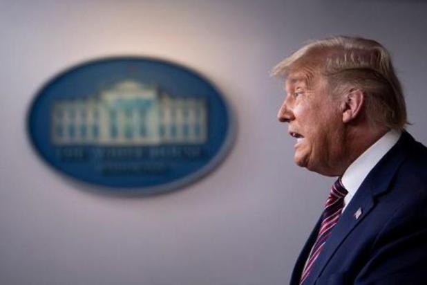 """""""Regering VS perfect in staat om indringers uit Witte Huis te escorteren"""""""