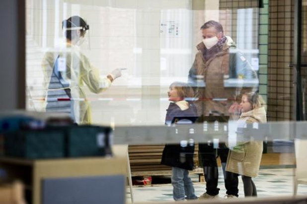 A Bruxelles, plus besoin de prescription pour se faire tester