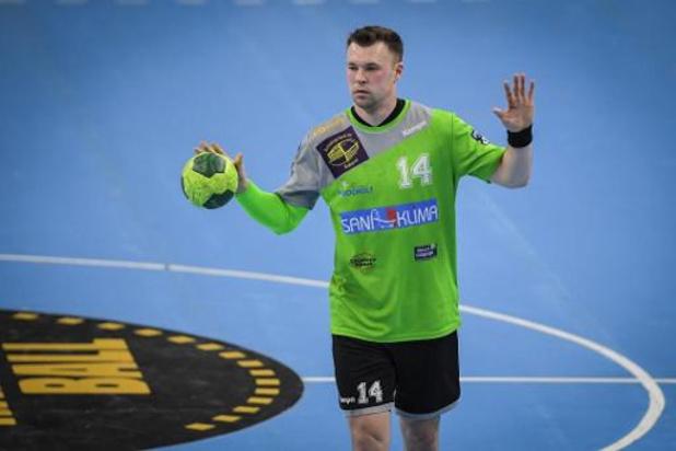 Beneleague de handball - Première défaite du tenant du titre Bocholt