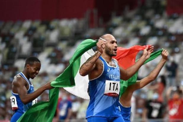 JO 2020 - Enquête pour distribution de produits dopants chez un proche du champion olympique du 100m