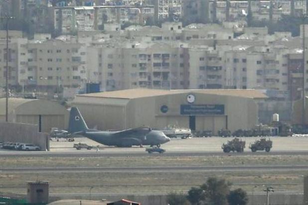 """""""Turkije evalueert voorstellen taliban en andere landen over luchthaven Kaboel"""""""